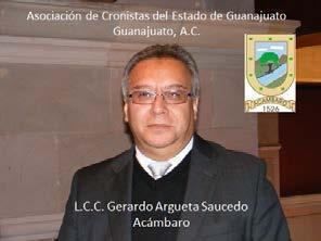 Lic. Gerardo Argueta Saucedo
