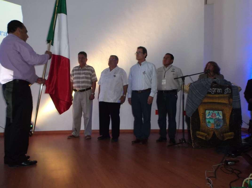 La Asociación de Cronistas sesiona en el municipio de Villagrán, Gto.