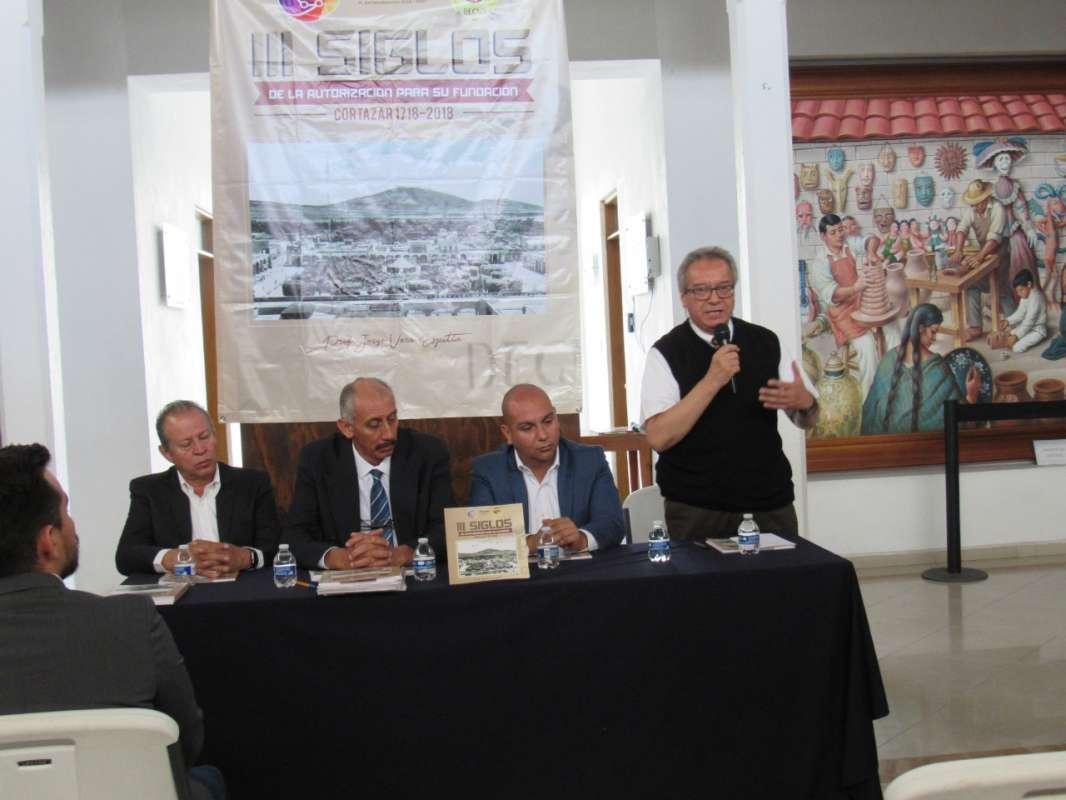 Gerardo Argueta dijo que todo Cronista debe ahondar en la investigación histórica